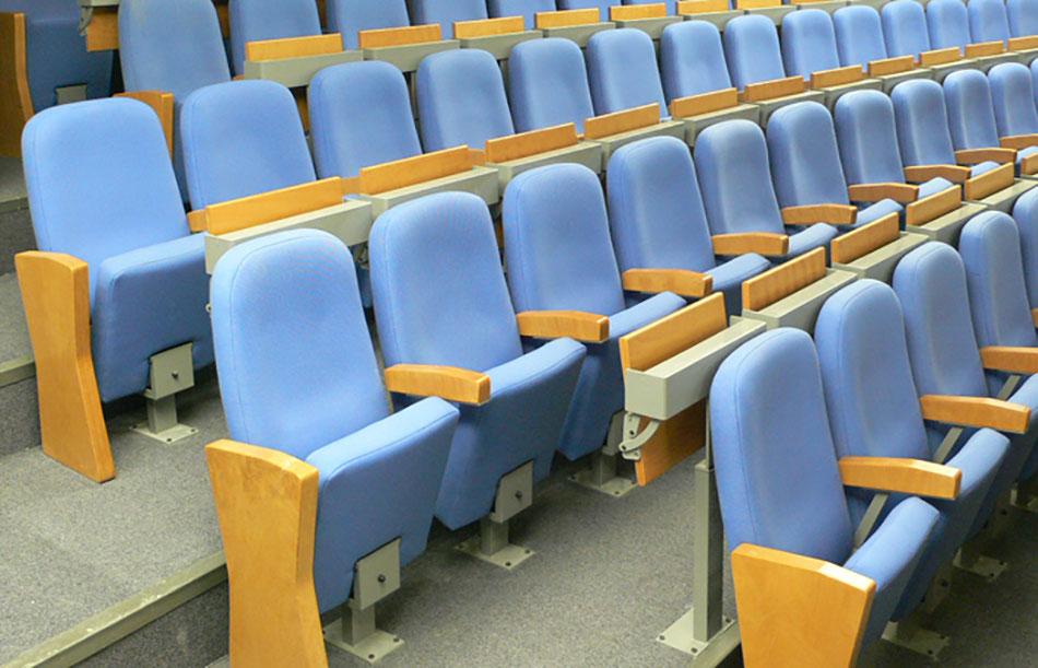 Salle de conférences et cours