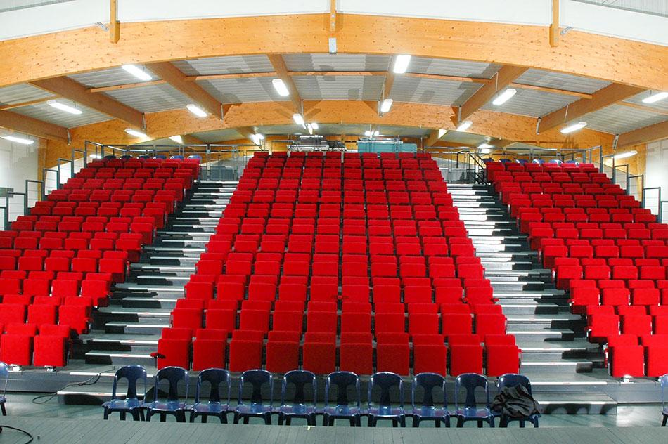 Salle de conférence et multifonctions