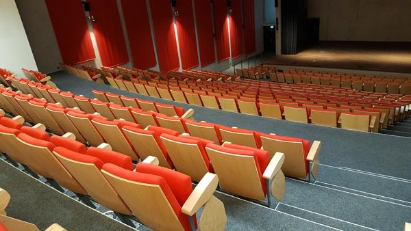 Salle de spectacle