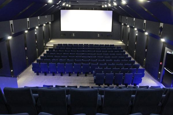 Salle de projection cinéma